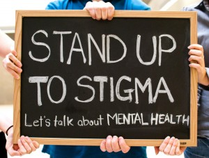 stand up for mental health