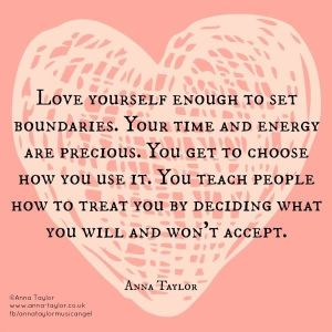 love and boundaries