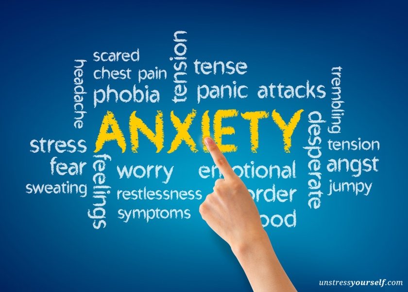 Anxiety-