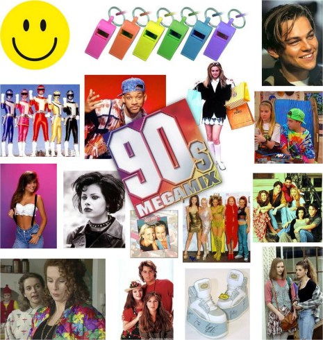 90s mega mix fashion TV music